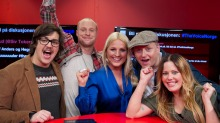 Klare for «The Voice»-finalen: – Det blir helt vilt!