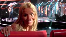 Bli med bak kulissene i The Voice
