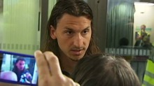 Zlatan til TV 2:  Vi er i EM, og det er det viktigste