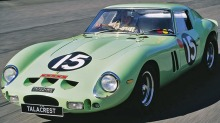 Ferrari 250 GTO: Solgt for 213 millioner kroner!