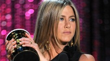 Jennifer Aniston ble rets drittsekk