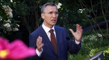 Stoltenberg frykter ikke nederlag