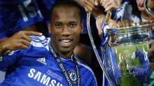 Drogba klar for Shanghai