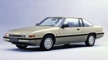 Mazda 929 coupe: Denne begynner virkelig  bli sjelden