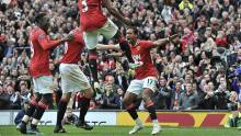Manchester United fremdeles verdens mest verdifulle klubb