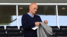 Solbakken ser Tarik