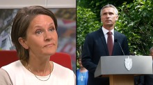 VG:  Stoltenberg br g av