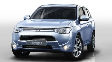 Mitsubishi Outlander Hybrid: Brstopp for avansert SUV