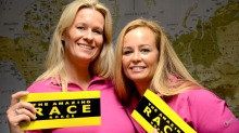 Cecilie og Camilla klare for «The Amazing Race Norge»