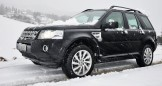 TEST: Land Rover Freelander 2