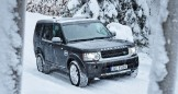 TEST: Land Rover Discovery 4