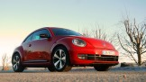 VW New Beetle: