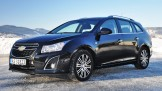 TEST: Chevrolet Cruze 1,4 LTZ SW