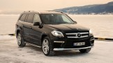 Mercedes GL 350CDI: