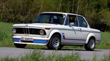 1975 BMW 2002 Turbo: Rsjelden muskelbunt sto 15 r i garasjen