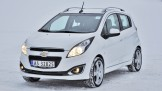 TEST: Chevrolet Spark 1,2 LTZ