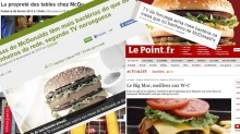 Hygienesjokket p McDonald&#039;s gr verden rundt