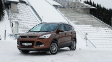 2013 Ford Kuga: Her er en av rets mest spennende bilnyheter i Norge