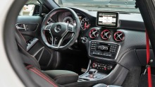 Mercedes A 45 AMG: N blir grombilene fra Mercedes billigere
