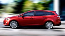 Ford Focus stasjonsvogn: Det beste familiebil-kjpet du kan gjre