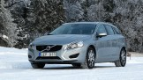 Volvo V60 Plug-in Hybrid: