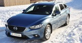 TEST: Mazda 6 2,2 Diesel Skyactive
