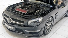 Brabus 800: Denne Mercedesen er helt vill