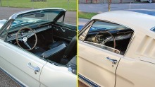 Ford Mustang: Her fr du to drmmebiler i n