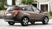 Chevrolet Captiva: Glemt bil blir ny