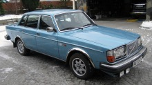 Volvo 264: Veteran-Volvoen ble en gullgruve
