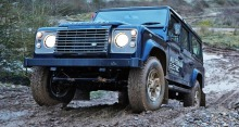 Land Rover Defender: Denne &#034;verstingen&#034; byr p en skikkelig overraskelse