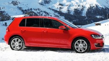 VW Golf: Kret til rets Bil i Europa 2013