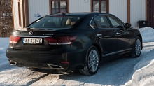 Lexus LS600h L