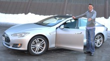 Tesla Model S:- Skjønner at folk går mann av huse for denne