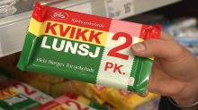 Kvikk Lunsj inneholder milj- og helseskadelig palmeolje