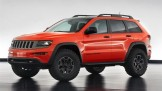 Jeep Grand Cherokee Trailhawk II: Med denne synes du p pskefjellet