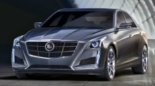 2014 Cadillac CTS: Ny BMW-killer med 420 hester  i standardutgave