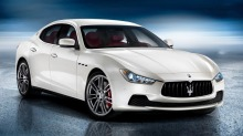 Maserati Ghibli: Denne skulle vi egentlig ikke f se enn