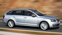 2013 Skoda Octavia stasjonsvogn: Helt ny  og billigere