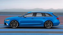 Audi RS6: Blir nesten 500.000 kroner billigere