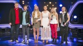 Bildekarusell: Femte delfinale av Idol
