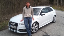 Audi S3: Testen som holdt p  sn bort