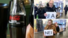 Smaker maten egentlig bedre med Cola Zero?