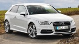 Test Audi S3: Pass opp  denne biter fra seg