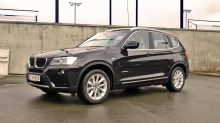 Test BMW X3 2.0D: Suksess - og med god grunn