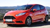 Test Ford Fiesta ST: Denne bilen kan du bli kvalm av