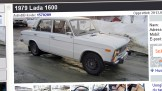 Lada 1600: Mteholdets og solidaritetens veteranbil