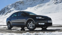 TEST: Skoda Rapid 1,2 TSI