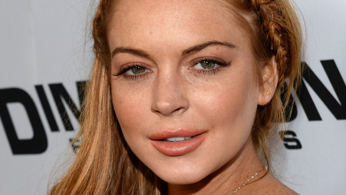 Lindsay Lohan innrmmer narkomisbruket