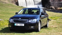 TEST: Skoda Octavia 2,0 TDI